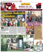 Goralkskie Andrzejki w Toronto / Super Express / Kroniki Podhalanskie