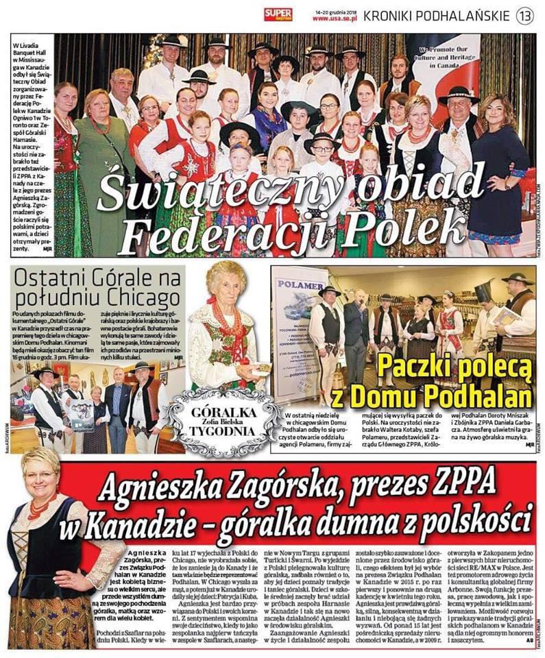 Kroniki Podhalanskie