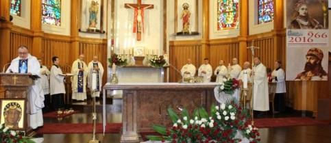 Kościele Różańca Świętego
