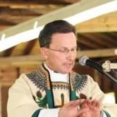 Kapelan Ojciec Adam Filas